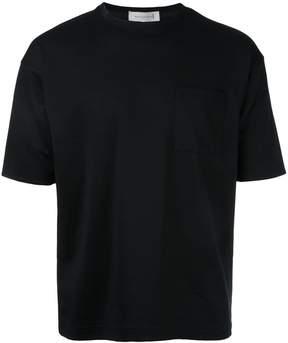 MACKINTOSH chest pocket T-shirt