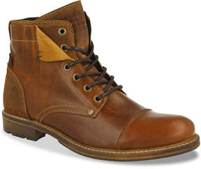 Bullboxer Men's Kelden Cap Toe Boot