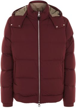 Dunhill Down Filled Hooded Puffer Jacket
