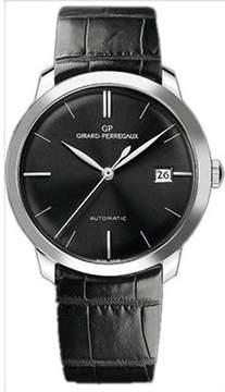 Girard Perregaux Classique Automatic Black Dial Men's Watch