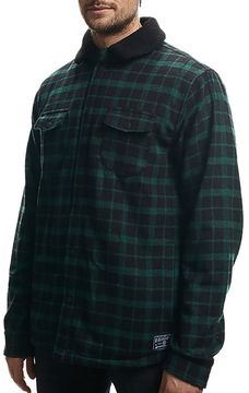 686 Parklan Sherpa Divide Shirt Jacket