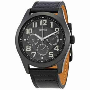 GUESS Breaker Black Dial Men's Multifunction Watch W0597G3