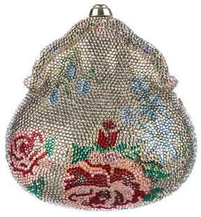 Judith Leiber Crystal-Embellished Chatelaine Minaudière