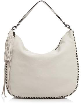 Rebecca Minkoff Chain Hobo - 100% Exclusive - PUTTY/GUNMETAL - STYLE