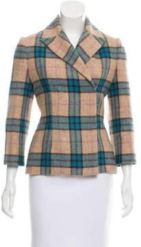 Emilia Wickstead Structured Wool Jacket