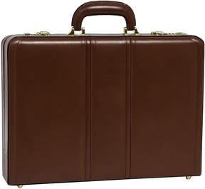 McKlein McKleinUSA Coughlin Leather 4.5 Expandable Attach Briefcase