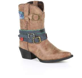 Durango Lil Accessorize Toddler Girls' Western Boots