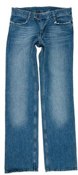 Neil Barrett Straight-Leg Jeans w/ Tags