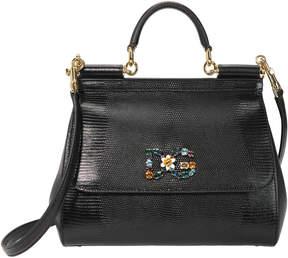 Dolce & Gabbana Sicily Medium Shoulder Bag