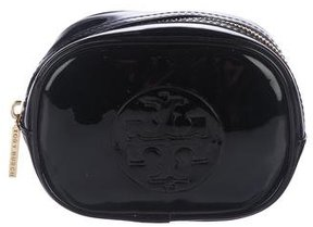 Tory Burch Embossed Cosmetic Case