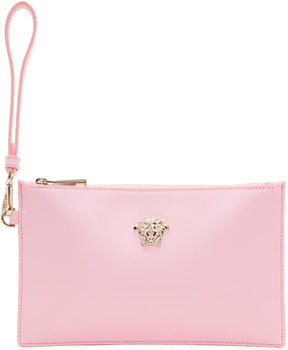 Versace Pink Small Palazzo Pouch