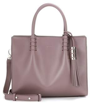 Tod's Mini Shopping leather tote