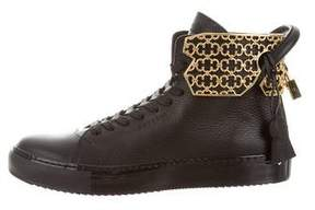 Buscemi 125mm Cage Sneakers
