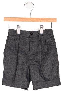 Bonpoint Boys' Wool Tailored Shorts