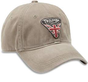 Lucky Brand TRIUMPH MOTORCYCLES BASEBALL HAT