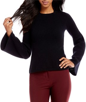 Antonio Melani Luxury Collection Elvira Bell Sleeve Cashmere Sweater