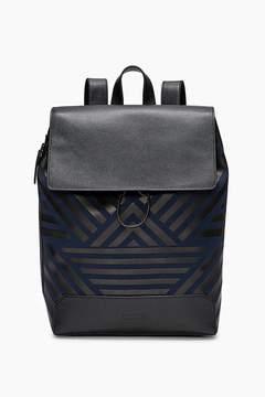 Rebecca Minkoff Drawstring Backpack - NAVY - STYLE