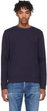 A.P.C. Blue Yogi Sweatshirt