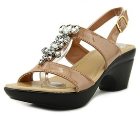Callisto Aster Open Toe Synthetic Sandals.