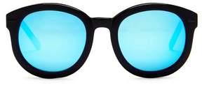 Cat Eye AQS Women's Betty Rounded Sunglasses