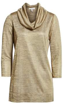 Chaus Women's Cowl Neck Top