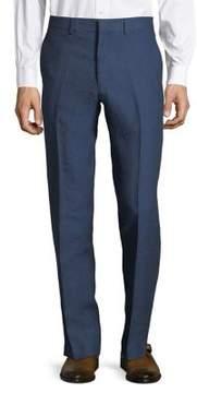 Black & Brown Black Brown Classic Linen Pants