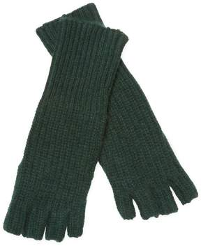 White + Warren Women's Cashmere Fingerless Long Shaker Glove