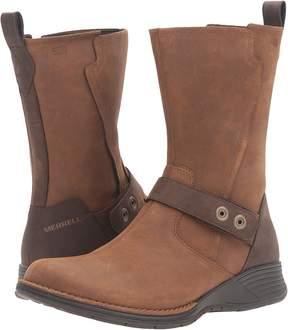 Merrell Travvy Mid Waterproof Women's Boots
