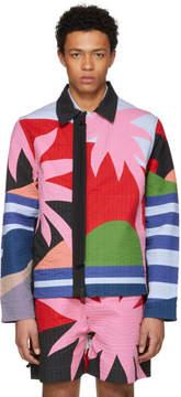 Craig Green Multicolor Acid Desert Island Holiday Jacket