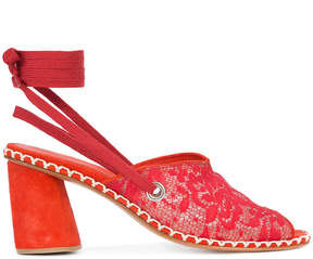 Rachel Comey ankle length sandals