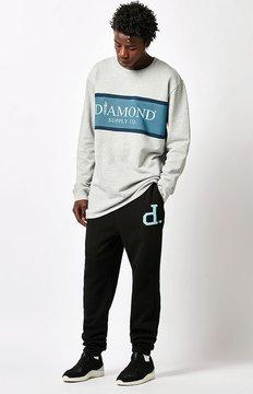 Diamond Supply Co. Un-Polo Sweatpants