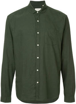 Oliver Spencer Eton collar shirt