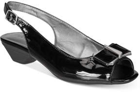 Karen Scott Ingaa Slingback Pumps, Created for Macy's Women's Shoes