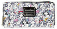 Disney Princess Wallet by Loungefly
