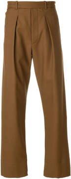 Lemaire tailored fitted trousers