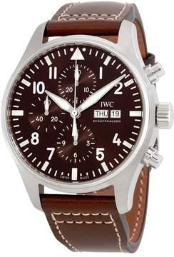 IWC Pilot Antoine de Saint Exupery Chronograph Men's Watch