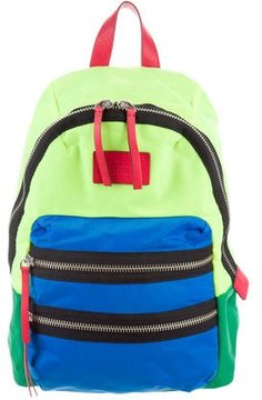 Marc by Marc Jacobs Colorblock Domo Arigato Backpack
