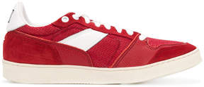 Ami Alexandre Mattiussi panel detailed sneakers