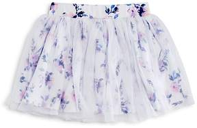 Splendid Girls' Floral Tutu Skirt - Little Kid