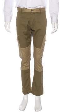 Marc Jacobs 2016 Flat Front Cargo Pants