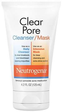 Neutrogena Clear Pore Skin Cleanser/Mask