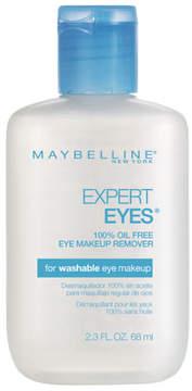 Maybelline Expert Eyes 100% Oil-Free Eye Makeup Remover