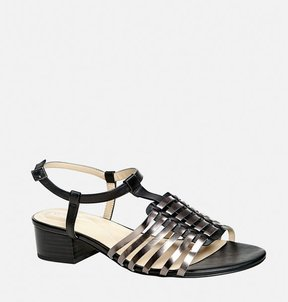 Avenue Kaylin Two-Tone Slingback Sandal