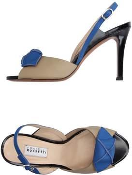 Fratelli Rossetti Sandals