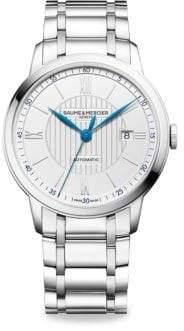 Baume & Mercier Classima 10334 Stainless Steel Bracelet Watch