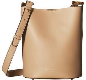 Donna Karan Adan Bucket Handbags
