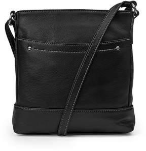 Mundi Rio Leather Crossbody Bag