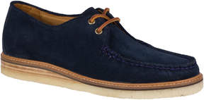 Sperry Gold Cup Captain's Crepe Suede Oxford