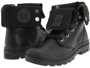 Palladium Baggy Leather Women's Lace-up Boots