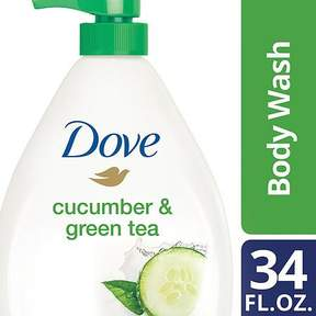 Dove go fresh Body Wash Pump Cucumber and Green Tea